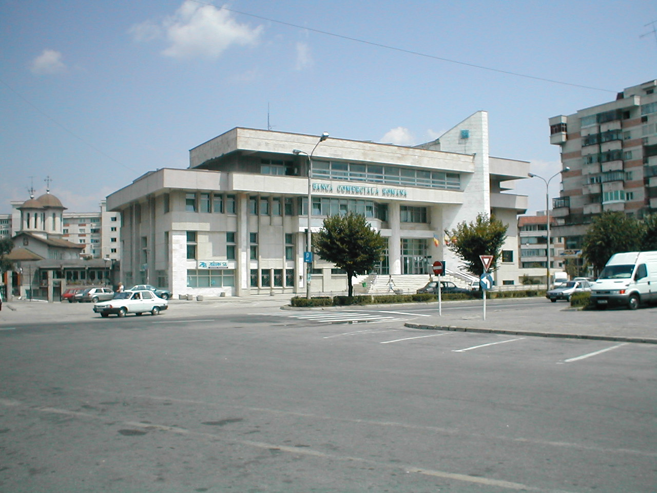 Banca comerciala romana pitesti - Faience imitatie leisteen ...