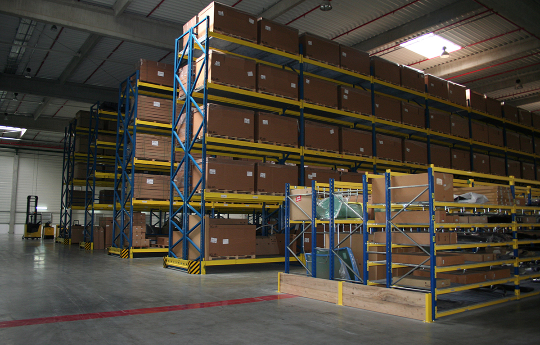 Dacia Renault Factories Amp Storage Logistic Center Spare
