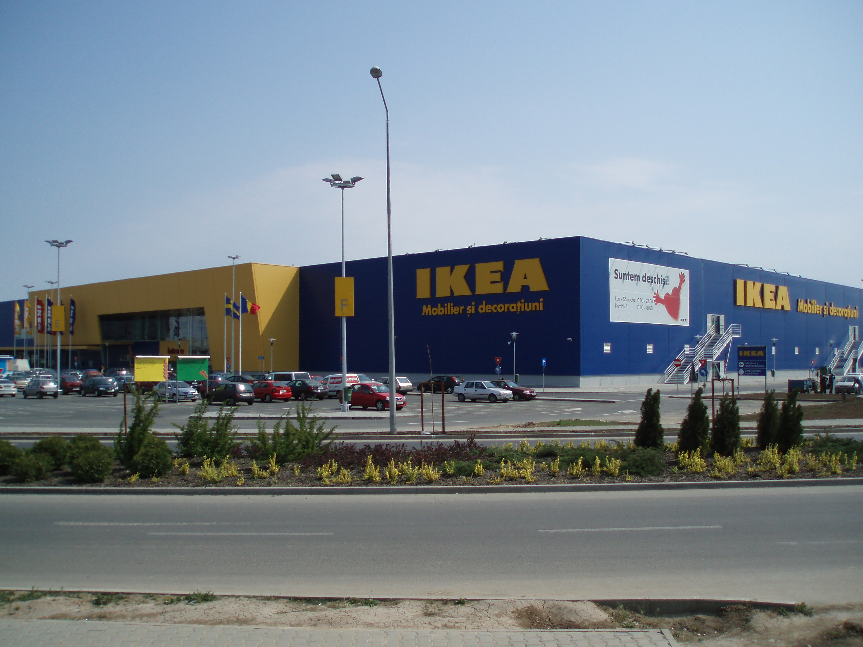 ikea store market hall depot conarg. Black Bedroom Furniture Sets. Home Design Ideas
