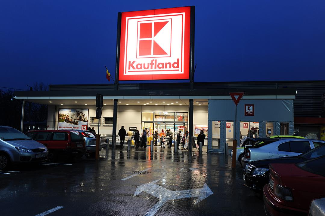 Kaufland Hypermarket Slatina Conarg