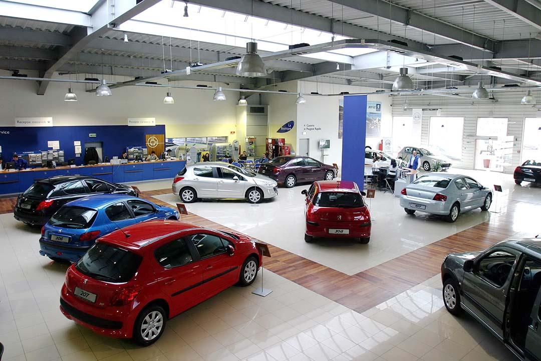 Peugeot Showroom Amp Service Pantelimon Conarg